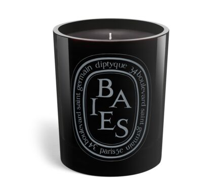 Diptyque Baies 3-Wick Candle 600g new in box New Sealed free Diptyque Sample