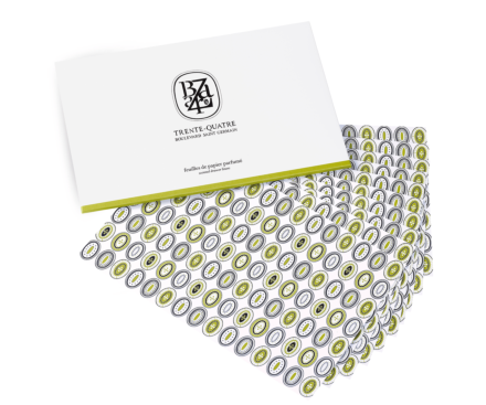 Scented Drawer Liners - 34, boulevard Saint Germain