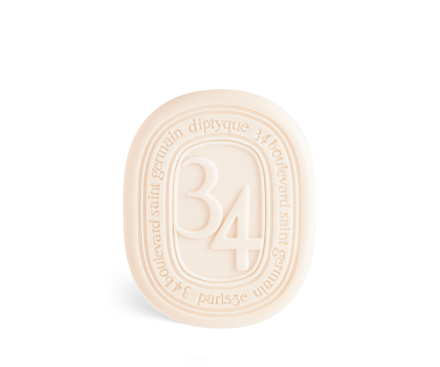 34 boulevard Saint Germain perfumed soap