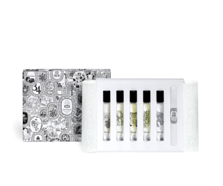 Discovery set of 5 Eaux de toilette to compose