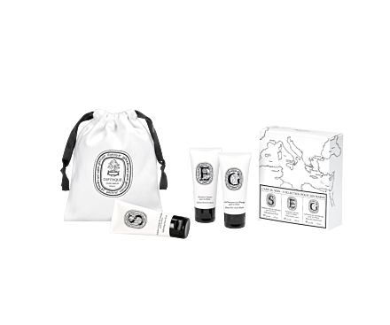 THE ART OF HAND CARE TRAVEL SET
