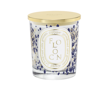 Limited-edition Snowflake candle 190g