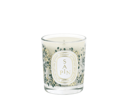 Limited-edition Pine Tree candle 70g