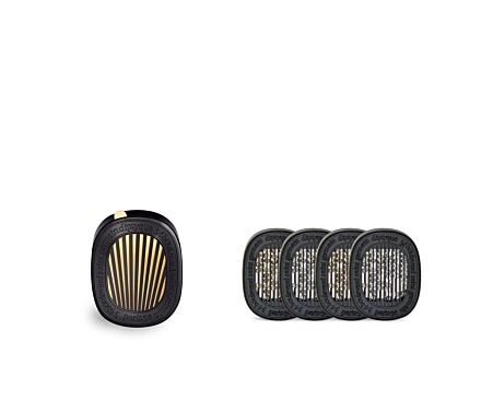 CAR DIFFUSER SET - 1 YEAR OF FRAGRANCE INCLUDED