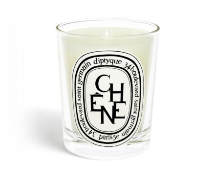 Chêne / Oak Tree candle