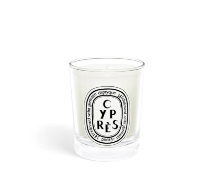Cyprès / Cypress Small Candle