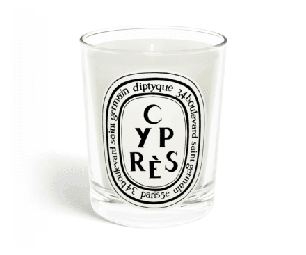 Cyprès / Cypress candle