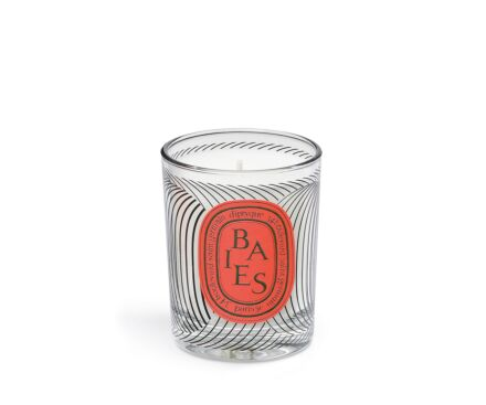 Limited edition small Baies Candle