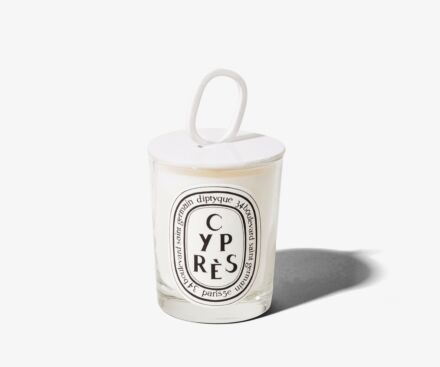 Candle lid diptyque Ovale