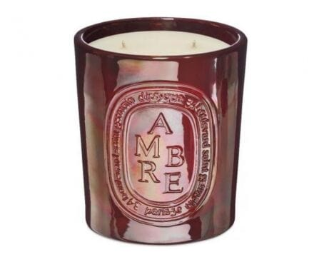 Amber INTERIOR & EXTERIOR Candle