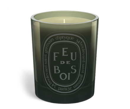 Feu de Bois / Wood Fire candle