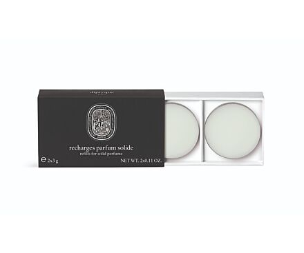Eau Capitale refills for solid perfume