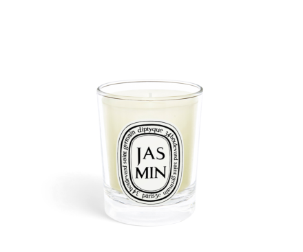 Jasmin small candle