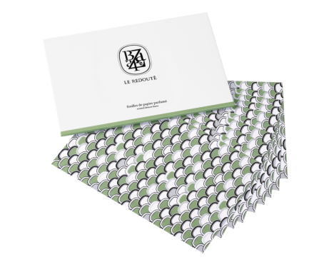 Scented Drawer Liners - Le Redouté
