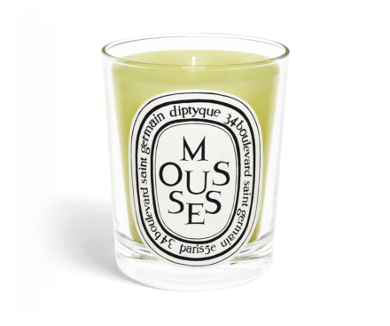 Mousses/ Moss candle 190g