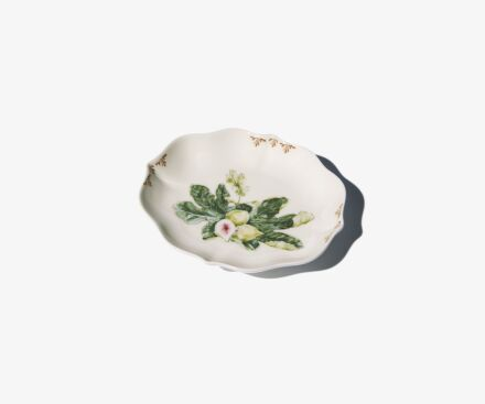 Fig soap dish