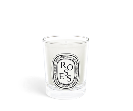 Roses small candle 70g