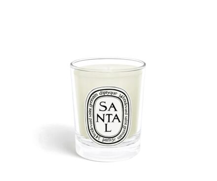 Santal/Sandalwood small Candle