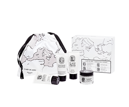 The Art of Body Care Travel Set