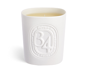 34 boulevard Saint Germain candle