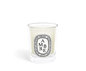 Ambre small candle 70g