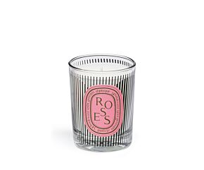 Limited edition small Roses Candle