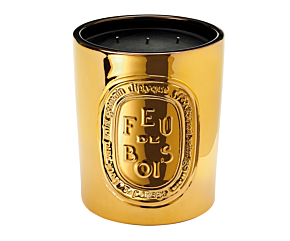 Limited Edition Feu de Bois / Wood Fire interior & exterior candle