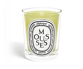 Mousses/ Moss candle
