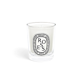 Roses small candle