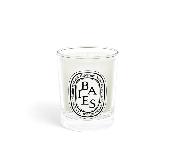 Baies / Berries Small Candle