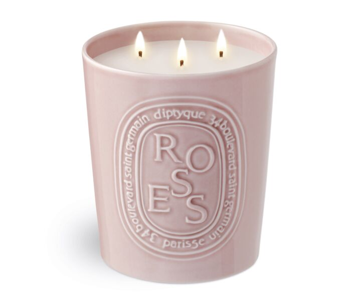 Roses Candle 600g