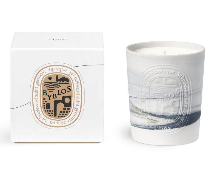 Byblos Limited Edition Scented candle 300g