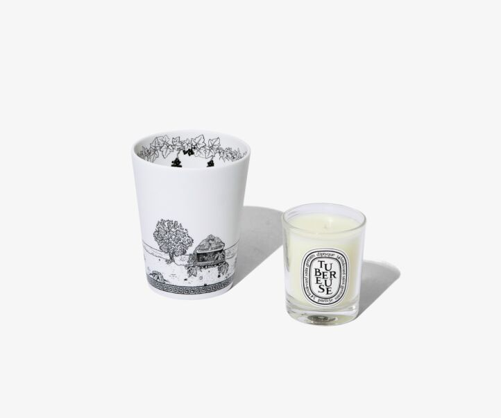 MILIES CANDLE HOLDER