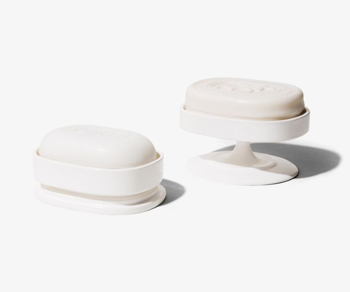 OVAL DOWN SOAP DISH