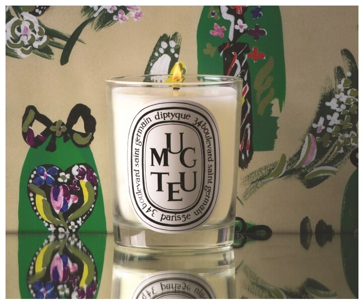 Muguet / Lily of the Valley candle 190g