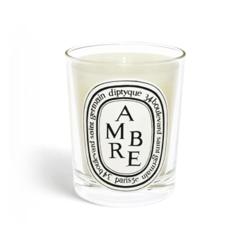 Ambre / Amber candle 190g
