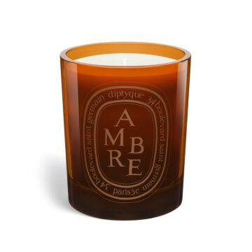 Ambre / Amber candle