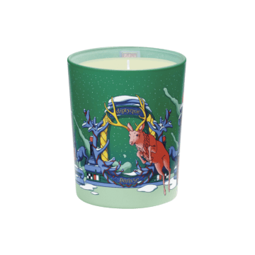 Moonlit Fir Candle