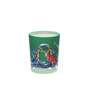 Moonlit Fir Small Candle