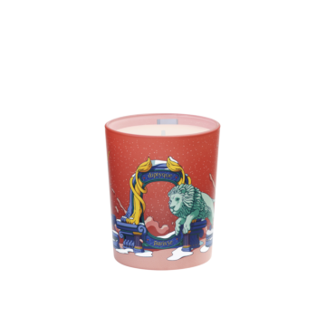 Floral Majesty Small Candle
