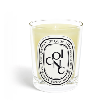 Coing /Quince  candle