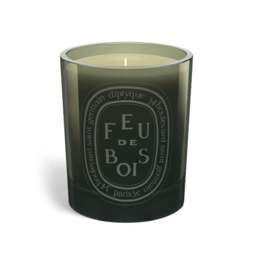 Feu de Bois / Wood Fire candle 300g