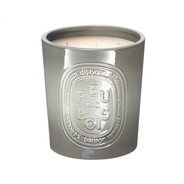 Feu de Bois / Wood Fire interior & exterior candle 1,5kg