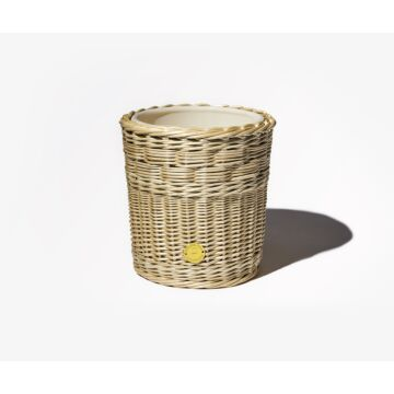 BRAID CANDLE HOLDER 1500G CANDLE