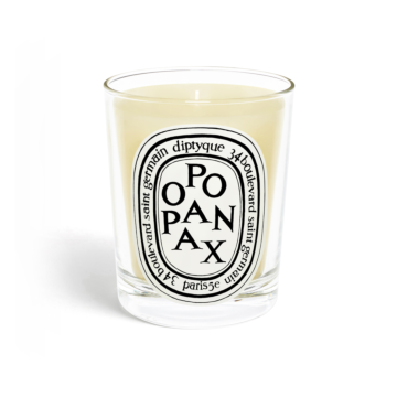 Opopanax candle