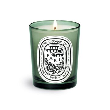 Paris Scented candle and lid 190G