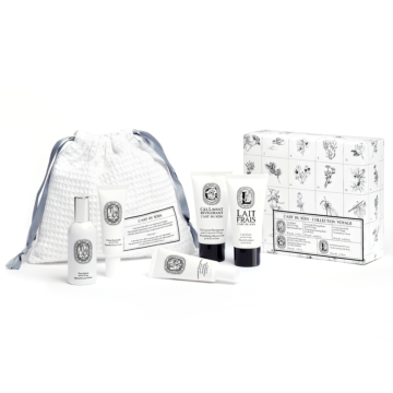 The Art of Face and Body Care Travel Set