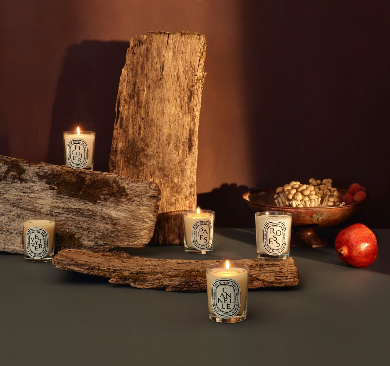 Image of standard candles