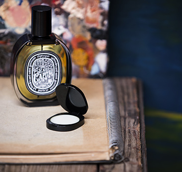 image solid perfume