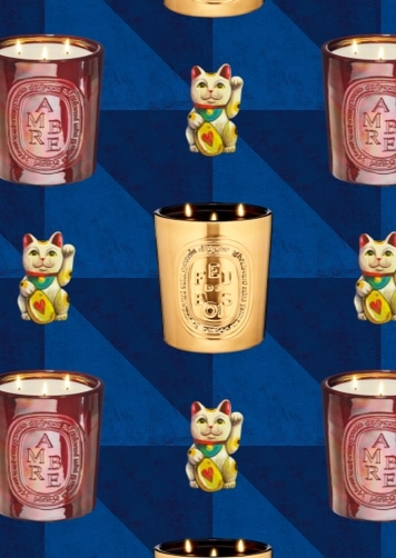 Two exceptional limited edition candles